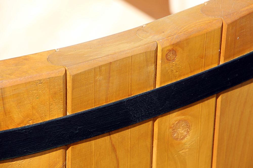 Toneles premium de madera nativa chilena